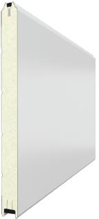 Сендвич-панель DoorHan (ДорХан) Гладкая