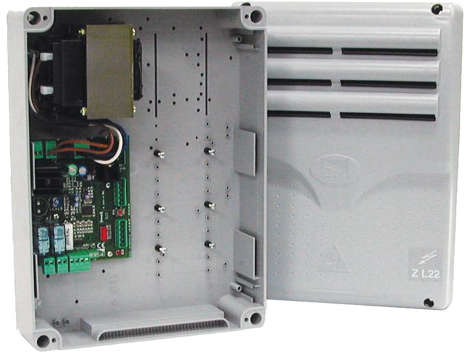 Блок управления ZL22 для комплекта UNIPARK3
