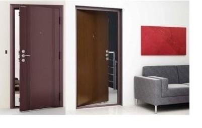 Стальные двери