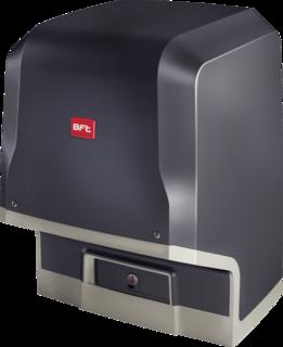 Привод ICARO SMART со встроенным 2-х канальным приемником, двигатель в масляной ванне, разъем под платы расширения (типа  B EBA)