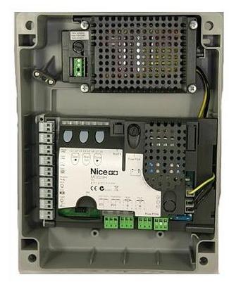 Блок управленияMC824H