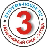 Гарантийный срок 3 года на механические шлагбаумы Э-3000 поворотные стандартные