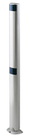 Алюминиевая стойка для 2 фотоэлемента, высота 1000 мм
