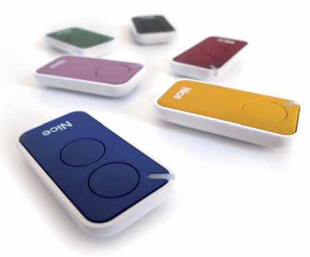 Era-Inti новая серия миниатюрных и модных передатчиков Nice
