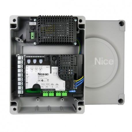 MC824H — блок управления распашными воротами Nice