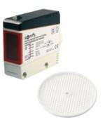 Фотобарьер (фотоэлементы безопасности) Somfy безопасности RLS с отражателем, работает от напряжения 24В.